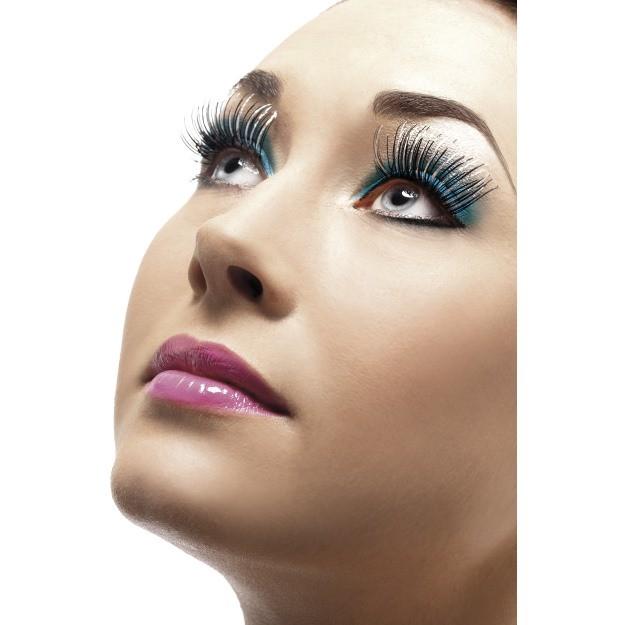 Silver Holographic Eyelashes