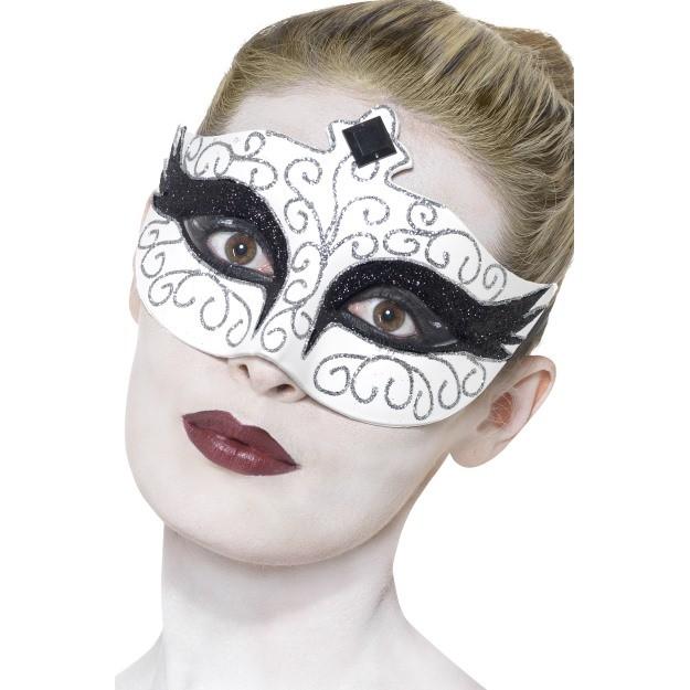 Gothic Swan Mask