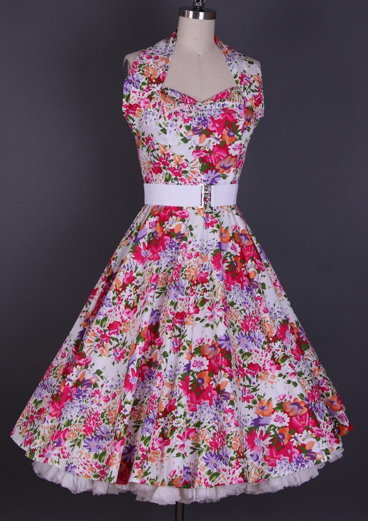 Vintage Hawaii Dress