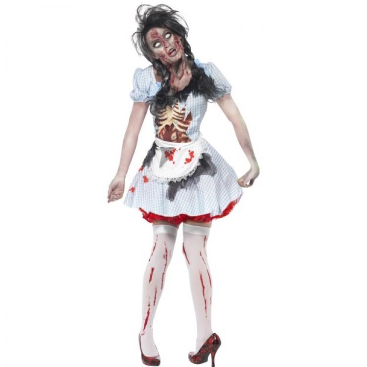 Zombie Dorothy Costume