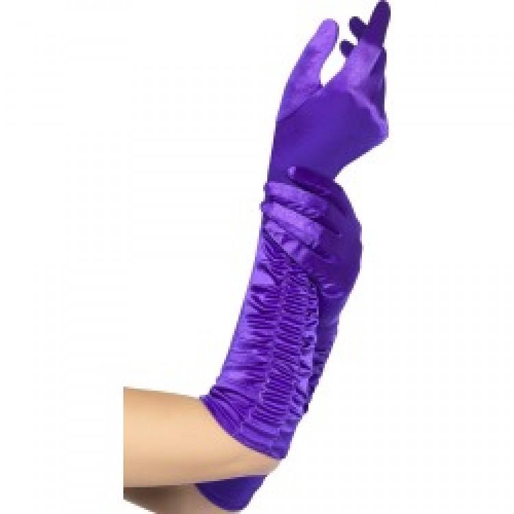 Purple Temptress Gloves