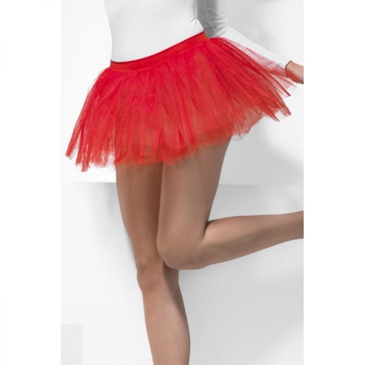Red Tutu Underskirt
