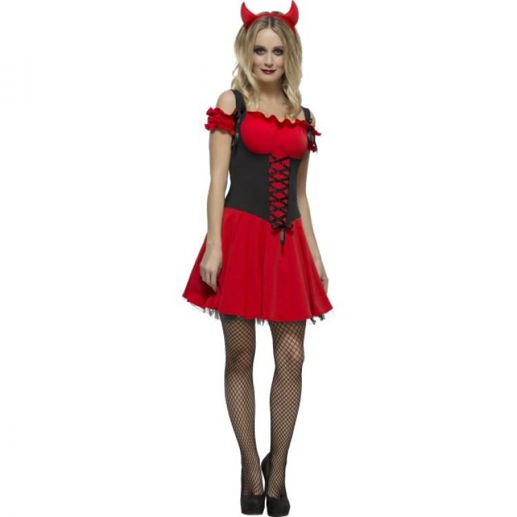 Wicked Devil Costume
