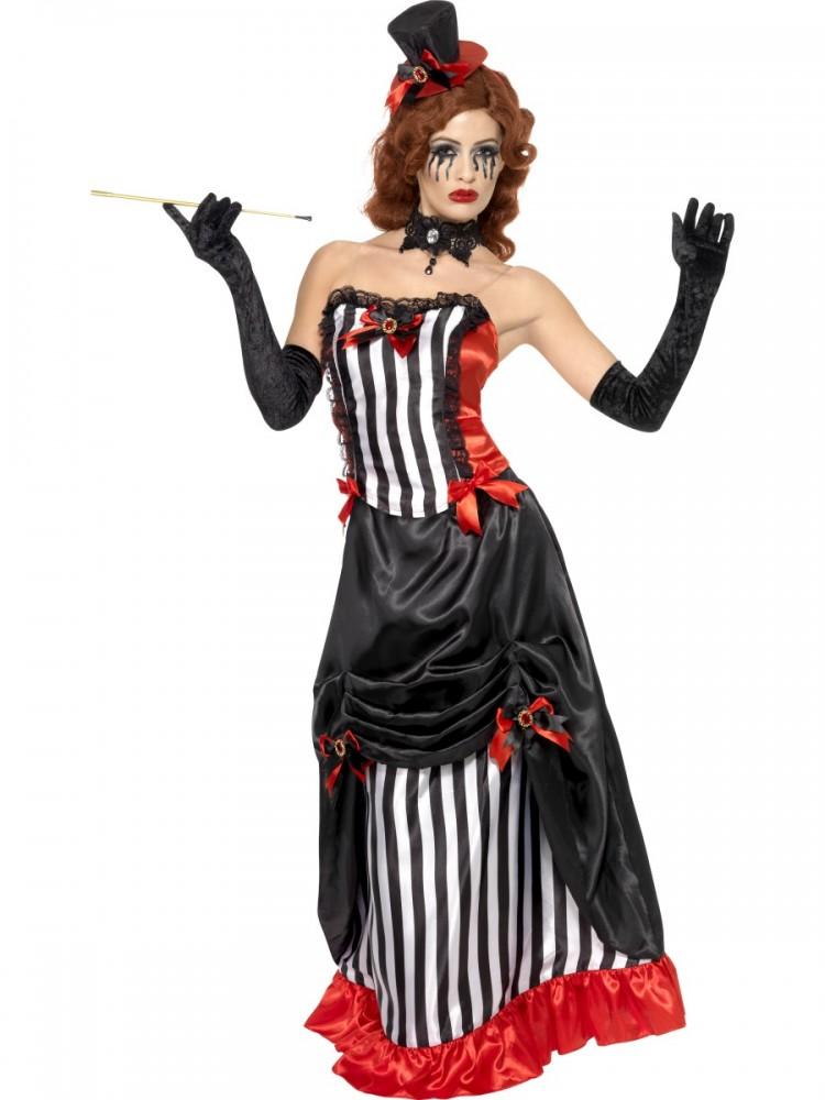 Madame Vamp Costume - Medium