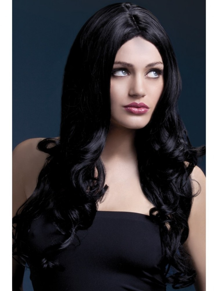 Fever Rhianne Wig - Black