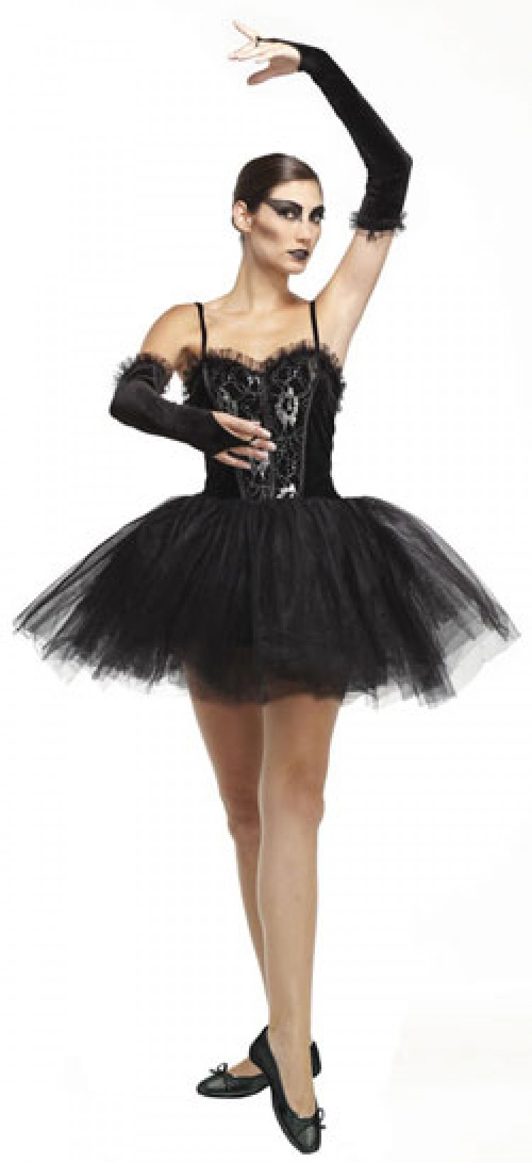 Gothic Ballerina Costume