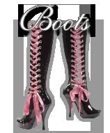 Burlesque Boots