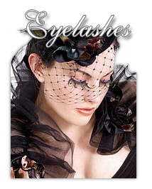 Burlesque Accessories - Eyelashes