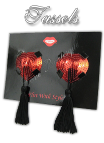 Tassels - Burlesque Accessories