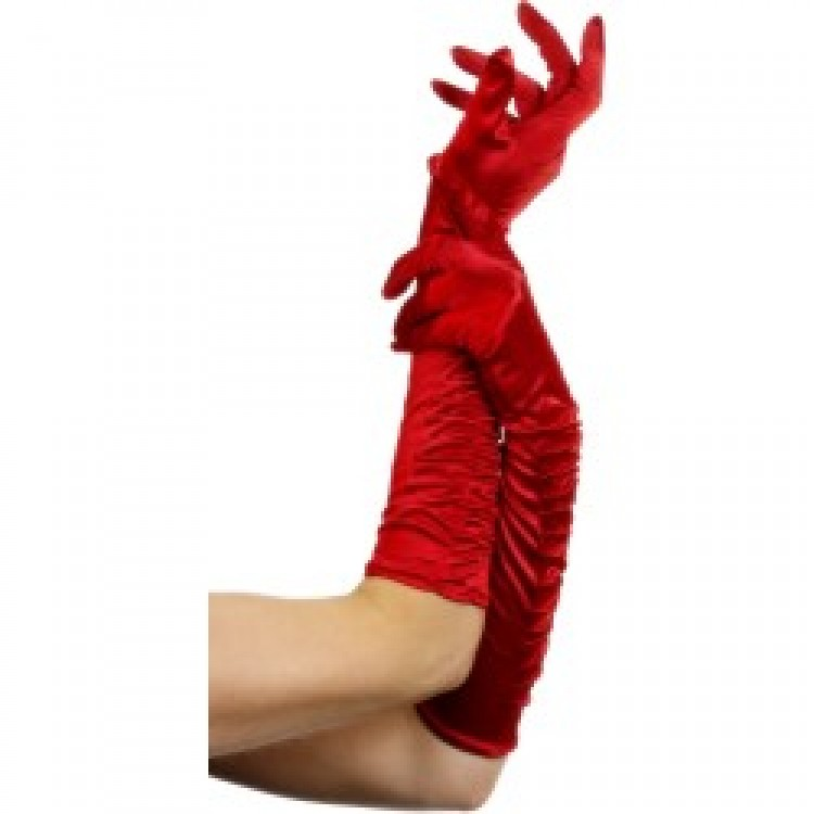 Red Temptress Gloves