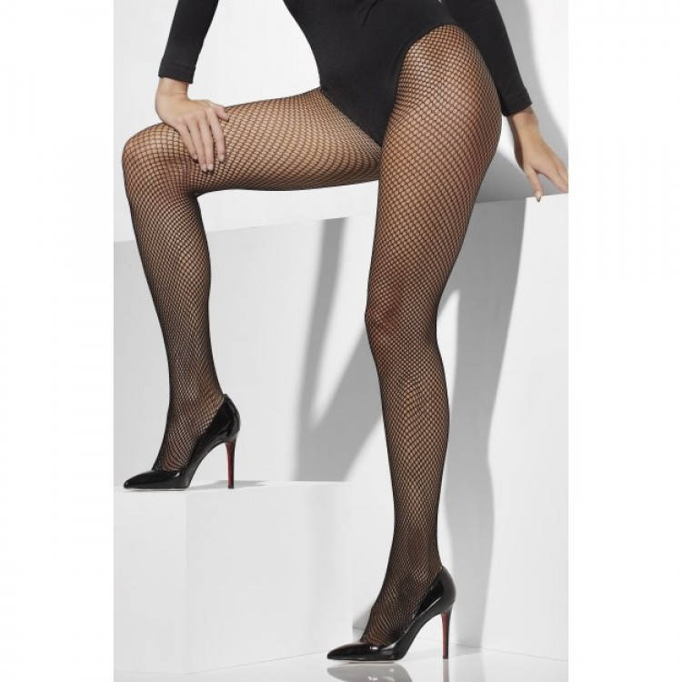 Fishnet Tights In Black