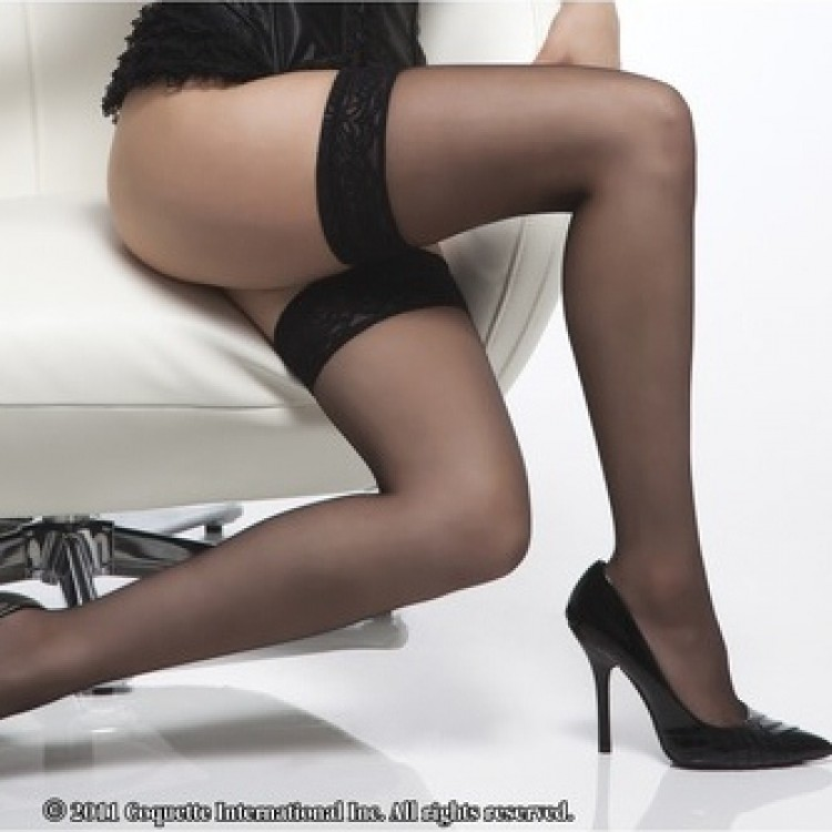 Lace Top Stockings