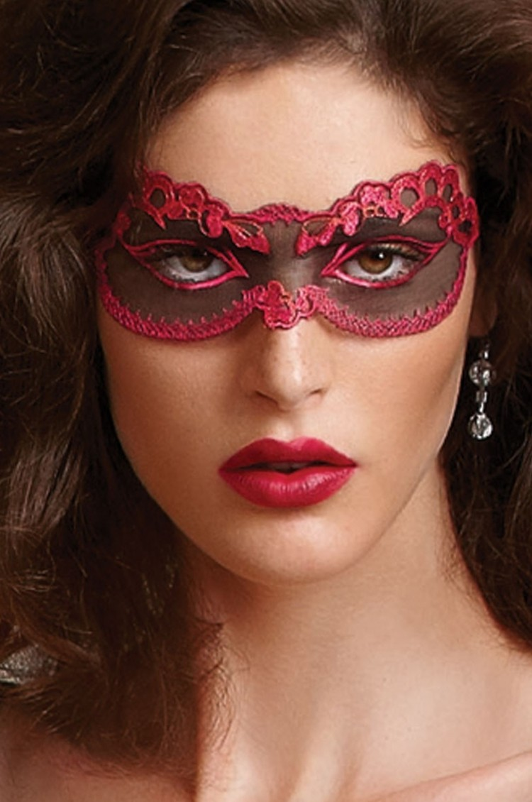 Lise Charmel Nuits d Ete Luxury Embroidered Mask