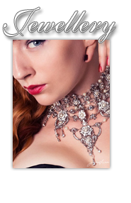 Burlesque Accessories - Jewellery